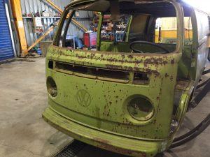 Volkswagen Beer Van