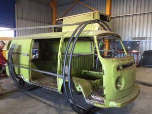 Volkswagen Cocktail Van